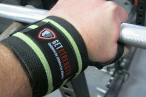 olympic lifting wrap