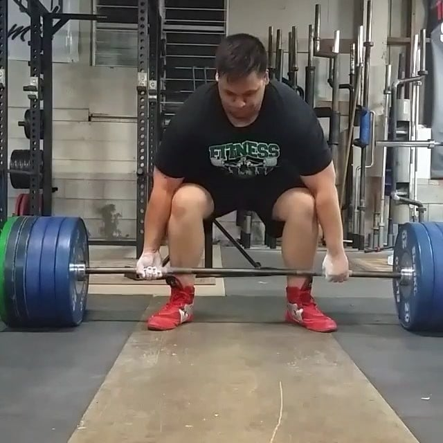 @armadylgodsword hitting a very comfortable 240x2 in base form. The road to 300 continues! #theReal120+Champion