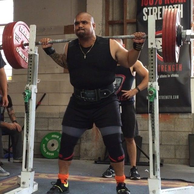 @beez1006 new PR of 232.5kg!