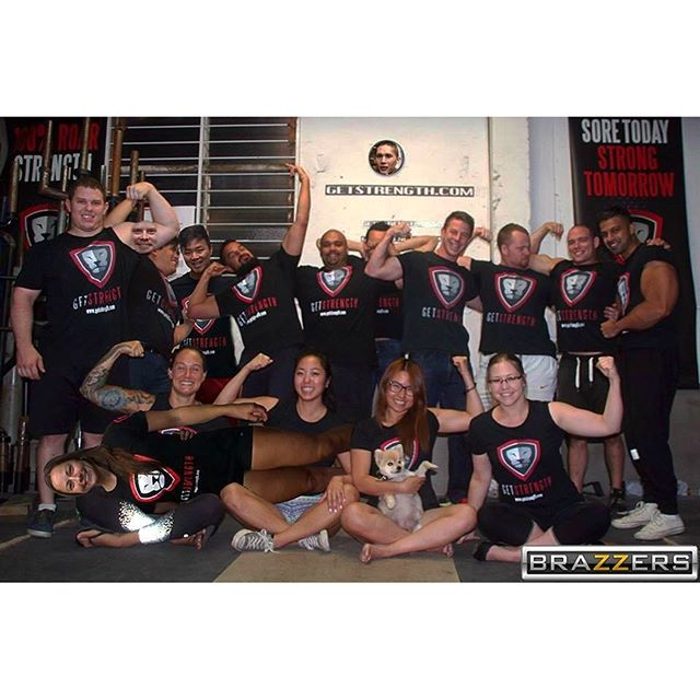 Team Getstrength is looking to take out the best overall team again this year at provincials. Come to Fitness Plus, Manukau to check out the final day of Auckland Champs! Team Getstrength is looking to take out the best overall12935052 1710864792534534 2097545053 n