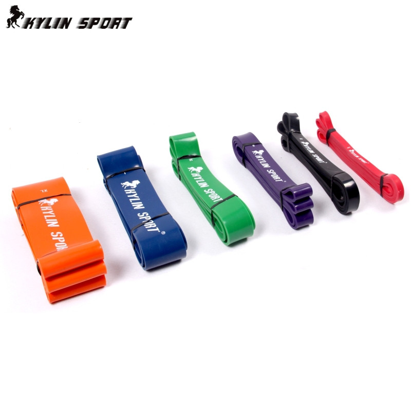 Strength Band Tool Box (Includes 6 Bands) Circumference: 208 cm