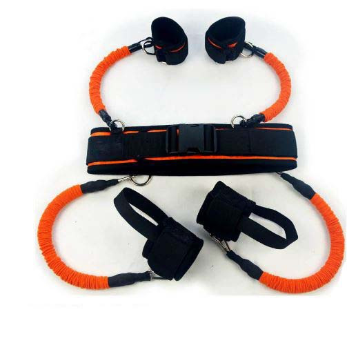 Taekwondo  Resistance Bands Boxing Leg and Arm Band Trainer