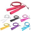 Double bearing Metal Skipping Ropes
