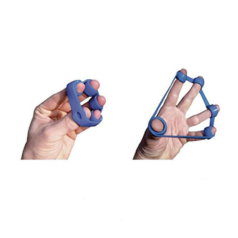 Finger Gripper Strength Trainer Resistance Bands