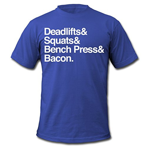 Deadlifts & Squats & Men's T-Shirt 100% cotton