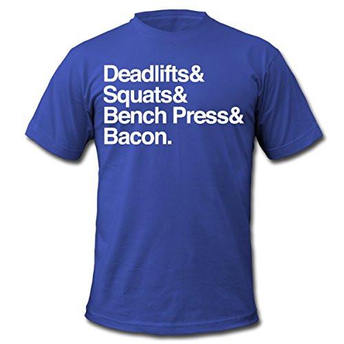 Deadlifts & Squats & Men's T-Shirt 100% cotton