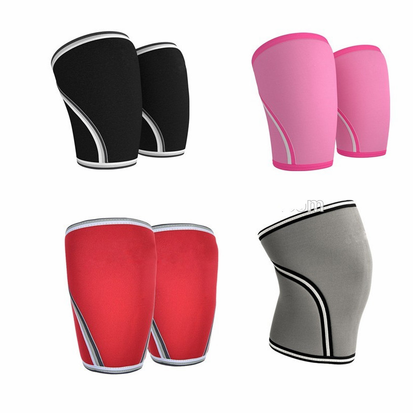 7mm Neoprene Compression  Knee Sleeves