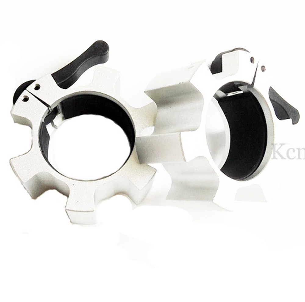 Aluminum Olympic Barbell Compression Collars
