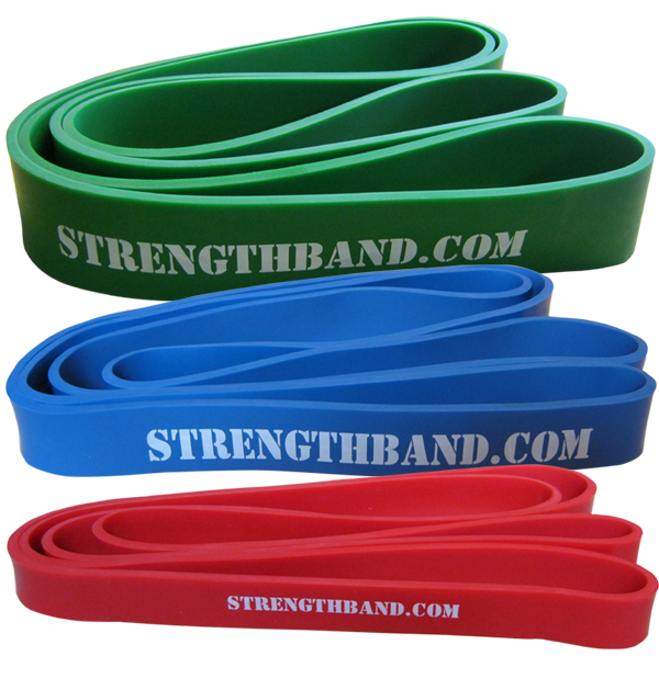 Strength Band Assisted Pull Up Pack