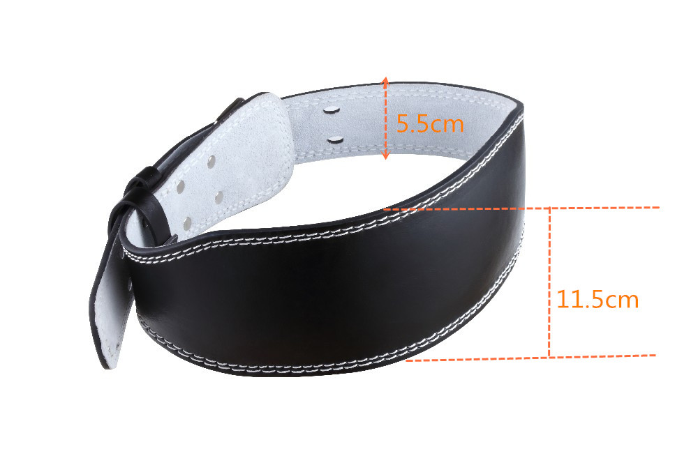 Weightlifting Belt (With inside back pad)