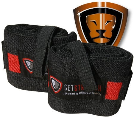 GS Xfit Light Wrist Wraps (pair)
