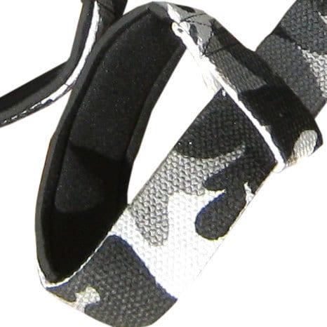 Urban Camo Lifting Strap with Wrist Pad (pair)