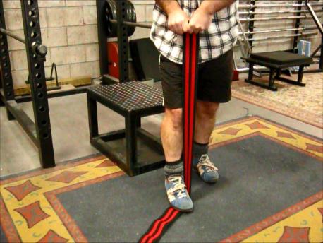 GS Heavy Duty Knee Wraps (pair)