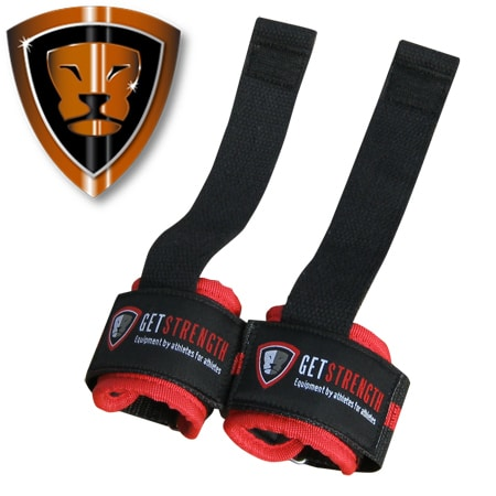 GS Wrist Supports with Strap (pair)