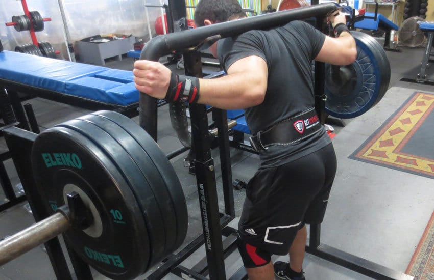 Weightlifting Belt XXL